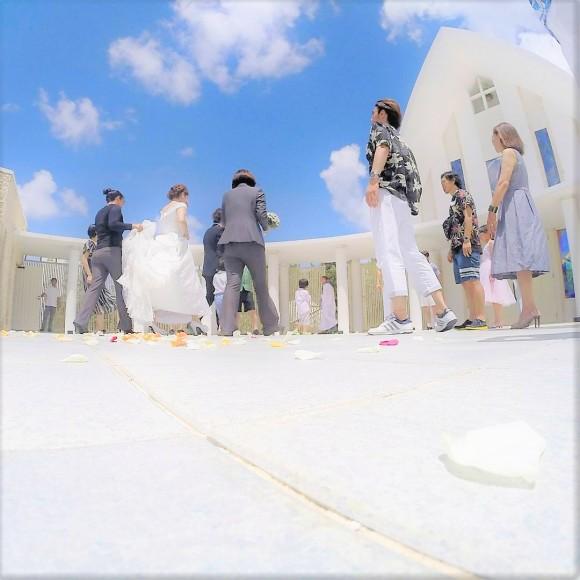 結婚式グアム